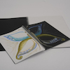 Pisces Black and White Spiral Sketchbooks A3 100gsm  small