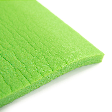 Junior Yoga Mat Green  large