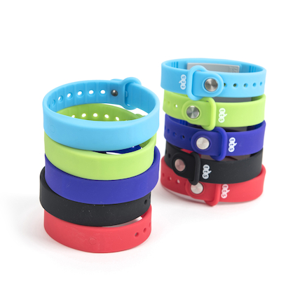 Rechargeable Activity Fitness Tracker Wristbands  large