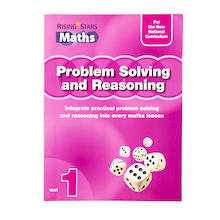 Problem Solving and Reasoning Book  medium
