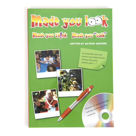 Made You Look! Science Enquiry Book  large