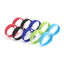 Rechargeable Activity Fitness Tracker Wristbands  medium