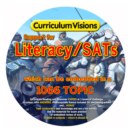 Literacy\/SATs Topic CD 1066  large