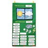 Spanish Weather Vocabulary Wall Hanging  small