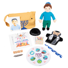 Jewish Child's Artefact Collection  medium