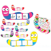 Word Worms \- Synthetic Phonics  small