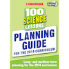 100 Science Lessons Planning Guide Book  small