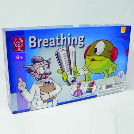 Breathing And Lungs Investigation Kit  large