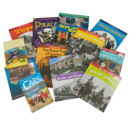kS1 History Curriculum Books 14pk  large