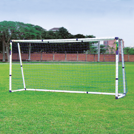 Multi Size PVC Football Goal and Net 12ft  large