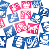 Washable Stencil Assortment  small