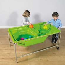 Plastic Activity Water Tray  medium