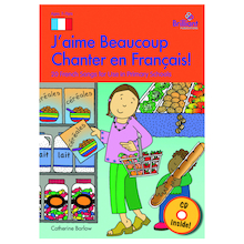 J'aime Beaucoup Chanter En Francais Book and CD  medium