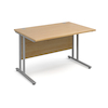 Maestro 25mm Rectangular Office Desks  small