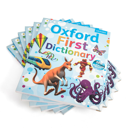 Oxford First Dictionary (15)  large