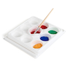 8 Well Plastic Palette White  small