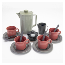 Green Bean Recycled Role Play Tea & Coffee Set  medium
