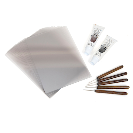 Complete Drypoint Printing Pack  large