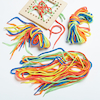 Rainbow Weaving Laces 1m 30pk  small