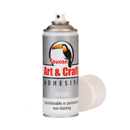 Spray Mount Adhesive 400ml  large