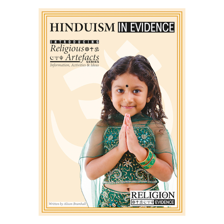 Teaching Hinduism Reference Book  large