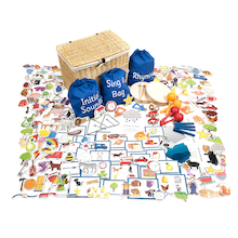 Phonics Phase 1 Kit  medium