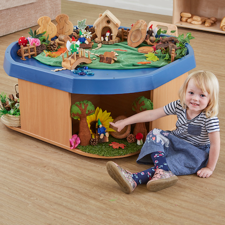 Toddler Height Active World Unit  large