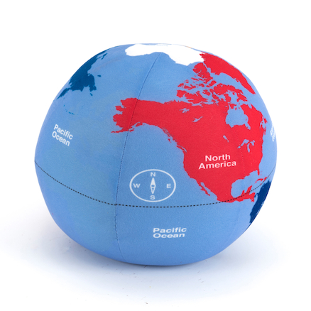Soft Infant Globe  large