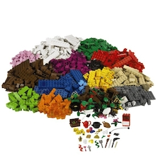 LEGO Sceneries Set 1207pcs  medium
