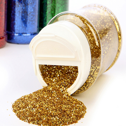 Glitter Shakers 100g  large