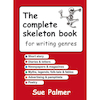 Pocket Size Genre Skeleton Book  small