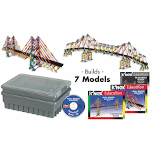 K'NEX Real Bridges  medium