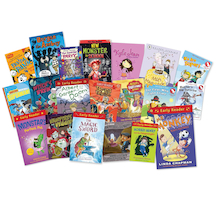 KS2 Catch Up Fiction Books 20pk  medium