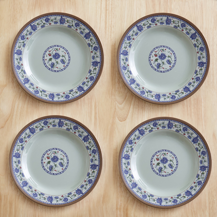 Realistic Melamine China Plates  large