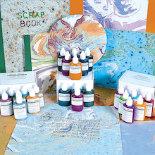 Marbling Inks Assorted 25ml  medium