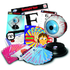 Eye Model and Ophthalmology Resources Kit  small