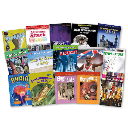 Accelerated Reader Non Fiction Books  large