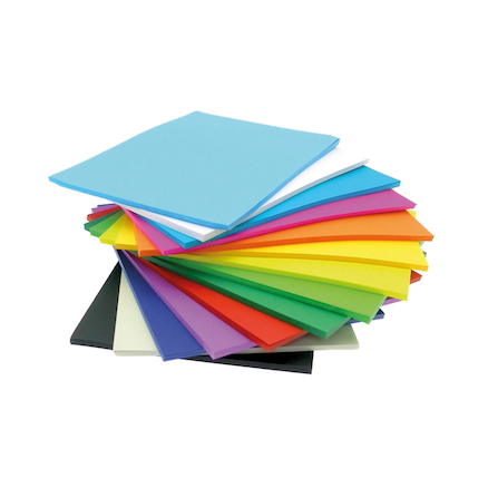 Vivid Lightweight Card Stack 125gsm 500pk  large