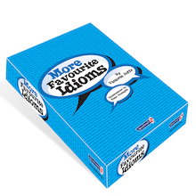 Favourite Idioms Activity Cards 36pk  medium