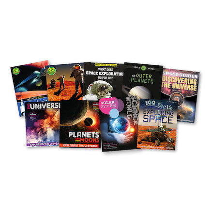 Earth and Space Book Packs KS2  large