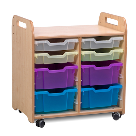 Playscapes Two Column Tray Storage  large