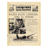 WW2 Wartime Replica Newspaper Collection 3pk  small