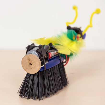 Brush Monster Class Kit  large