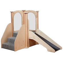 Millhouse Step 'n' Slide Kinder Gym  medium