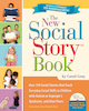 The New Social Story Activity Book and CD  small