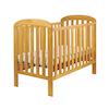 Anna Wooden Cot and Mattress  small
