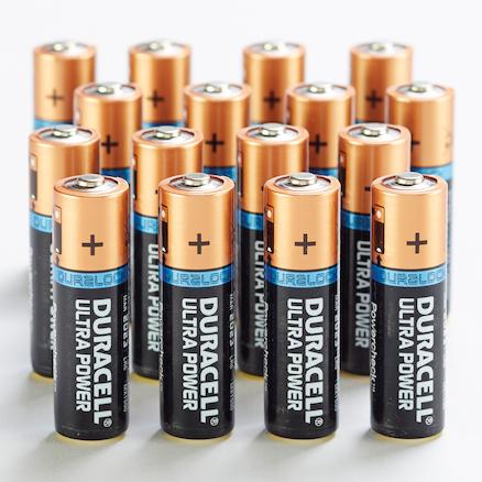 Buy Duracell® Ultra Power Batteries | TTS