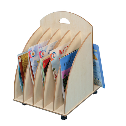 Big Book Storage Stroller  large