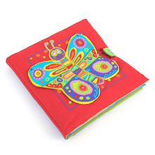 Baby Tactile Giant Soft Book  medium