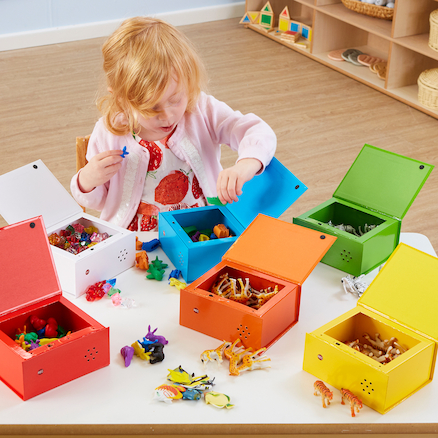 Talking Boxes and Counting Objects 348pcs  large